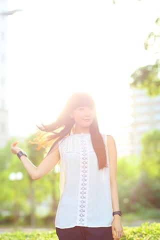 神戸でモデル活動